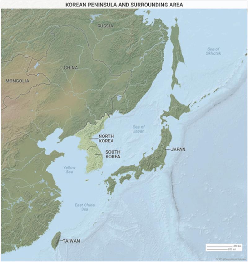the-korean-peninsula-and-surrounding-area